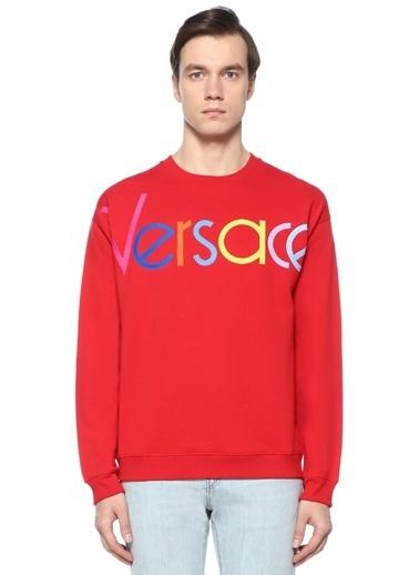 Versace Sweatshirt Kırmızı